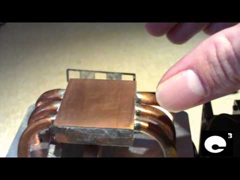 Review #6 - Rocketfish RF-UPCUWR CPU Cooler Review.