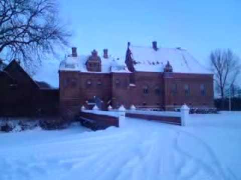 10.01.10 Skafoegaard Manor House, Djursland, Denmark