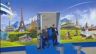 видео Евросоюз открыл границу для украинцев!
