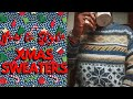 How to Style Christmas Sweaters 🎁 | with Urban Projects