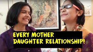 MOTHER DAUGHTER RELATIONSHIP| MUST WATCH FOR MOTHERS AND DAUGHTERS| TWINSIS