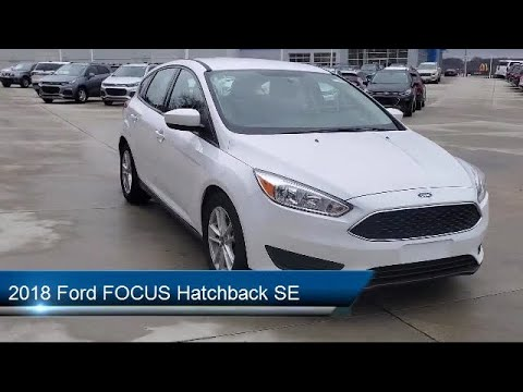 2018 Ford FOCUS Hatchback SE Calcutta  East Liverpool  Lisbon  Chester  Industry