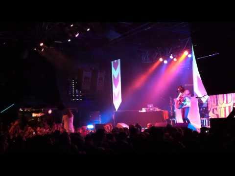 Mod Sun & Pat Brown - Happy As F**k LIVE