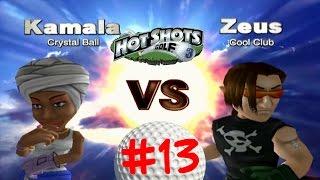 Hot Shots Golf 3 Episode 13- Zeus