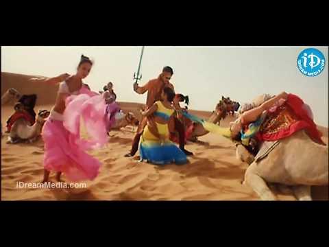 Mogavada Mathi Poyara Song - Allari Bullodu Movie Songs - Nithin - Trisha - Rathi