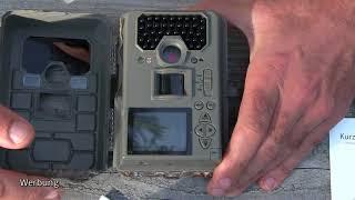 Wildkamera TEC.BEAN LCD Display, Video Aufnahme, Nachtsicht | Outdoor AusrüstungTV