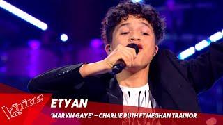 Etyan - 'Marvin Gaye' | Sing Off | The Voice Kids Belgique