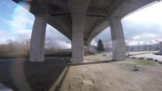 Wall Taps and Bridge Slaps!