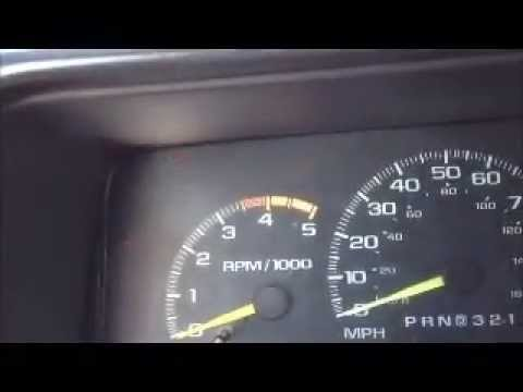 1995 Chevy 65 Diesel Ignition Switch or Electrical Problem  YouTube