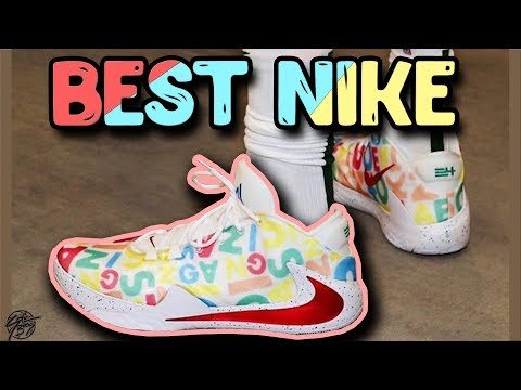 Top 15 Best Nike Basketball Shoes 2019!