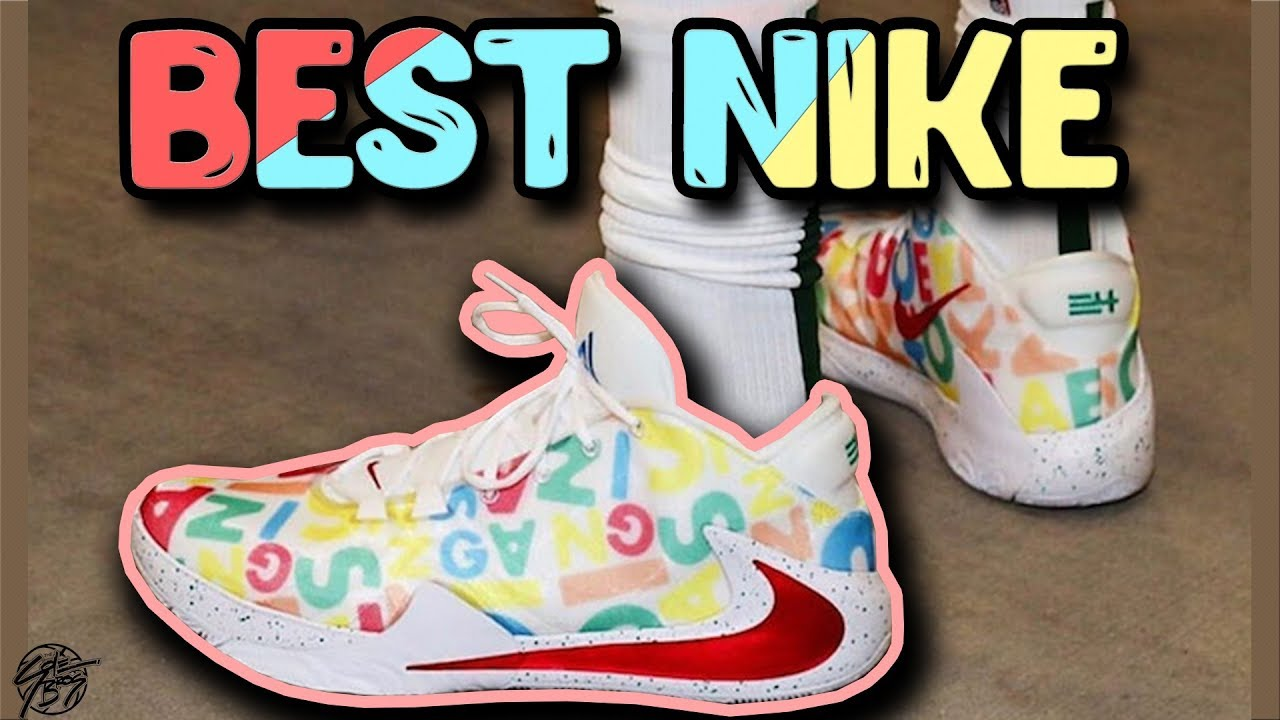 Top 15 Best Nike Basketball Shoes 2019