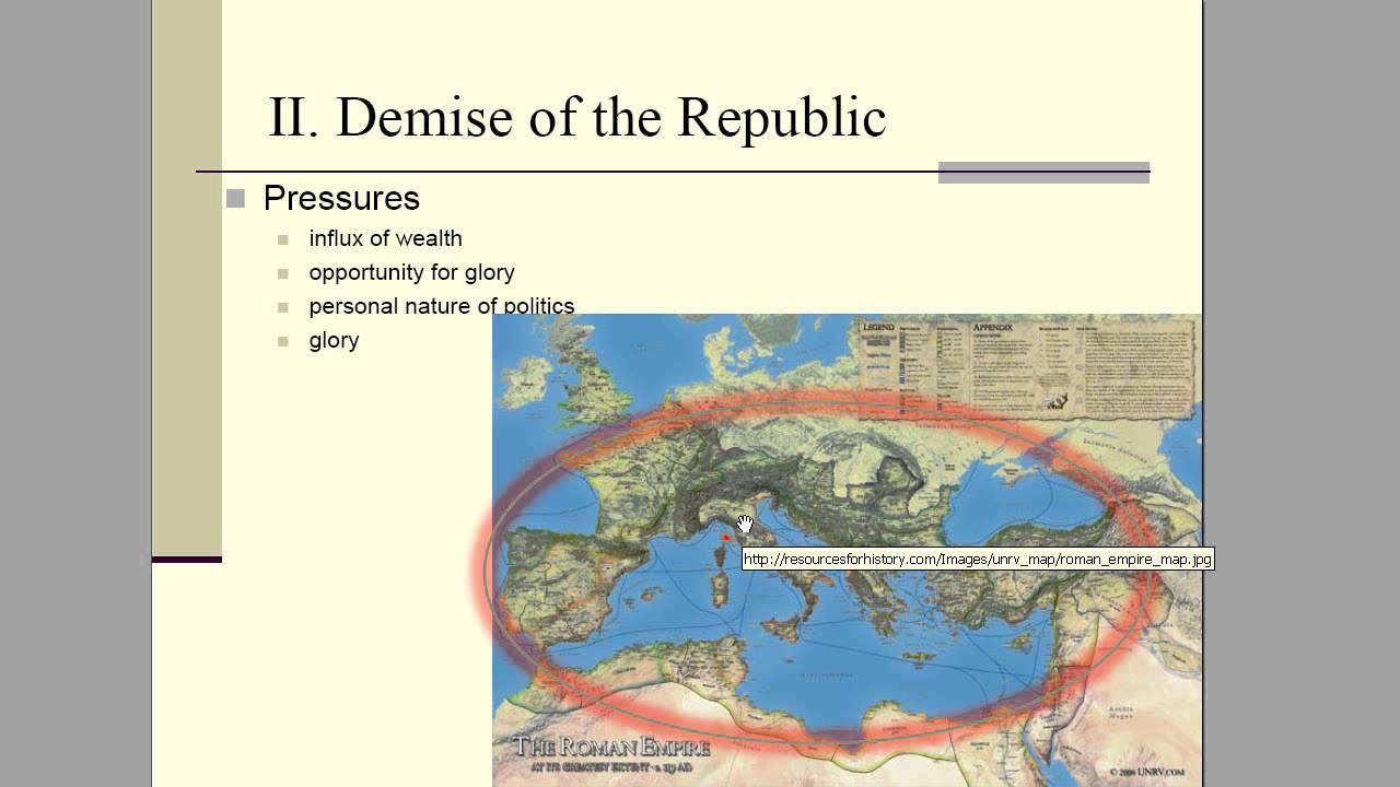 History 101 unit iii roman empire youtube history 101 unit iii roman empire gumiabroncs Choice Image