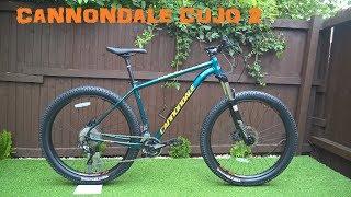 cANNONDALE CUJO 2 2017 27.5 Mountain Bike