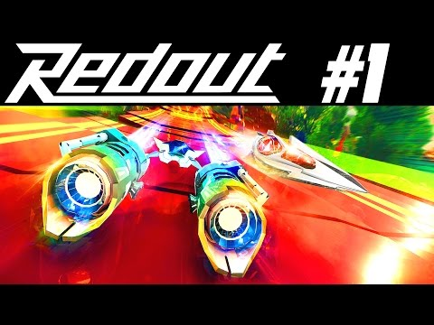Lets Play Redout Deutsch Part 1 – Die Formel 1 der Zukunft? | 1440p 60FPS Gameplay German