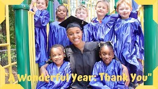A Wonderful Year: Thank You | Graduation Song for Kids | Taylor Dee Kids TV