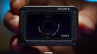 Sony RX0 II — Little MONSTER [4K]