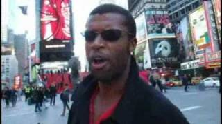 G.A. West Live in Times Square