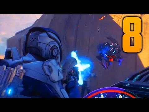 "Mass Effect: Andromeda Gameplay Walkthrough - Part 8 ""The Monolith"" (Let"