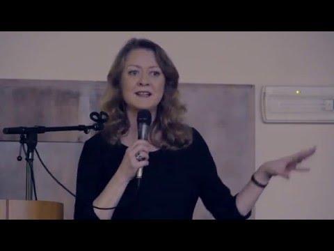 Annie Machon  - The War on Concepts - ESFL 2016 in Prague