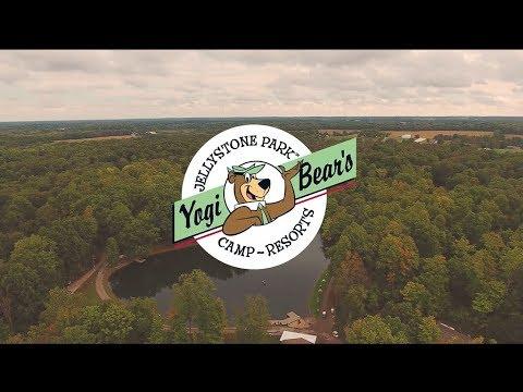 Fall Camping Fun With Yogi Bear™ At Jellystone Park™