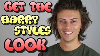 Harry Styles Hair Tutorial Updated Andy Bradley