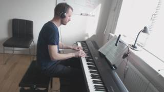 From This Moment On (Shania Twain) - Piano cover