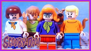 Wrong Brick Bodies with LEGO Scooby Doo Animation