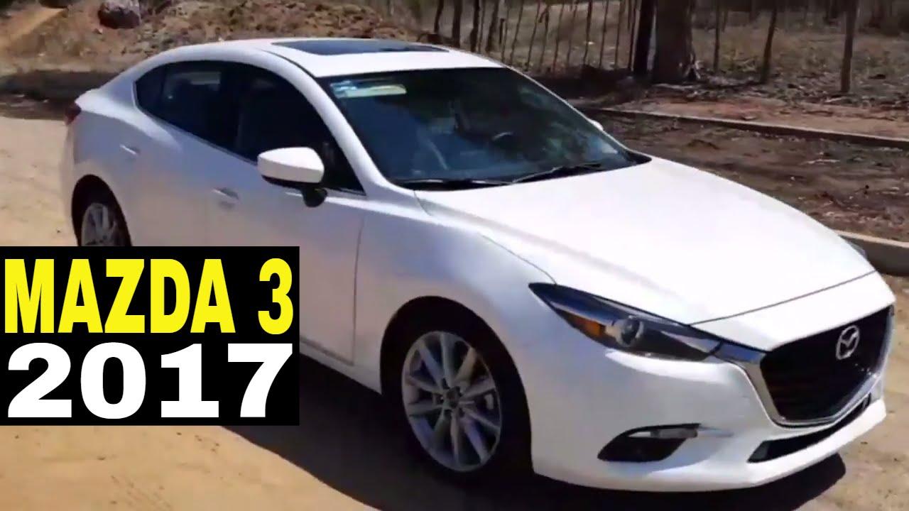 Comprar Nuevo Mazda 3 Del Año Mexico 2017 Mazda3 Precio Diferencias Sedan Mediano
