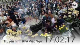 FULL | Truyền hình RFA 17.02.17 Tin tức thời sự Việt Nam