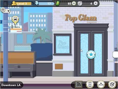 Kim Kardashian: Hollywood Game Gameplay (Facebook)