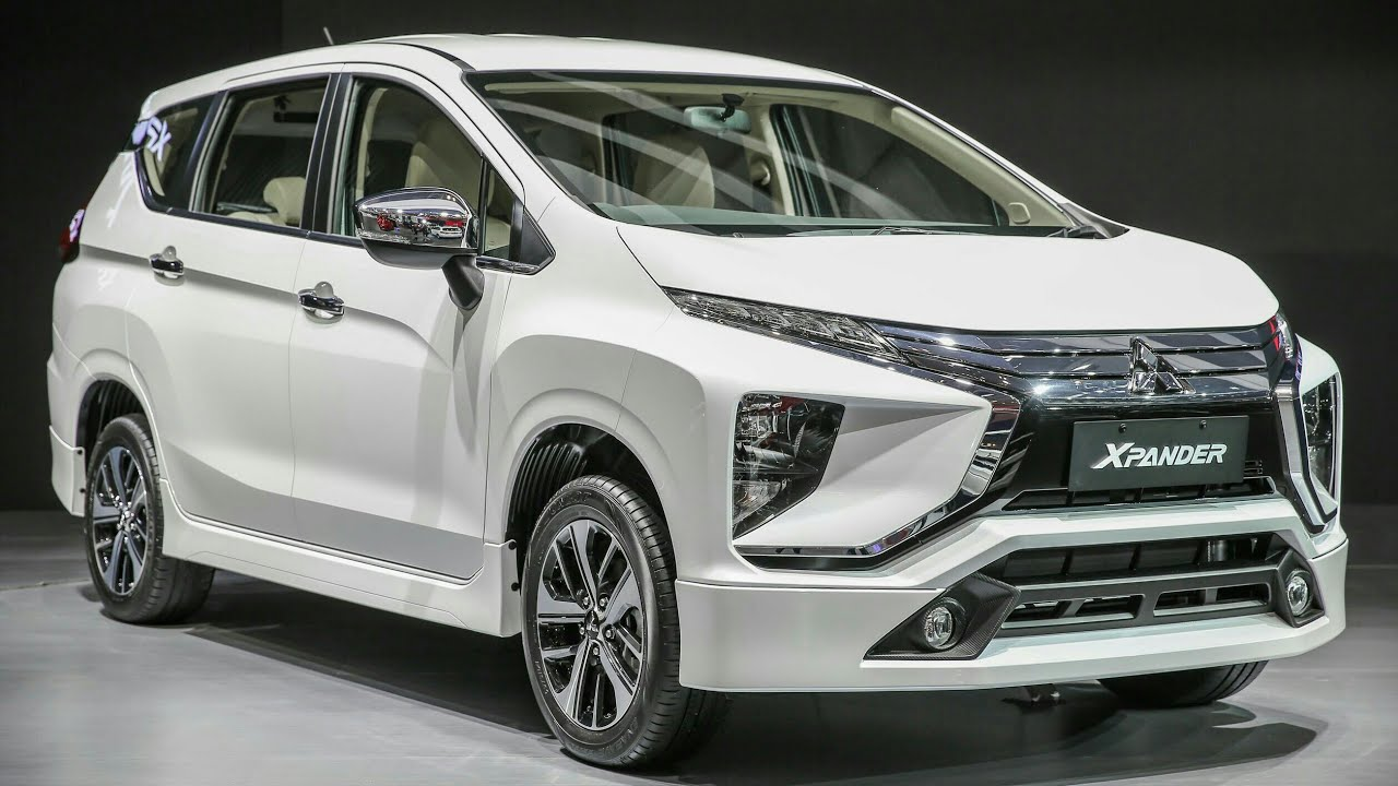 2018 Mitsubishi Expander Crossover Mpv First Look Youtube