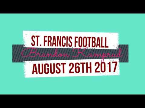 St. Francis 5th graders Three Game Scrimmage in Ramsey 08 26 2017