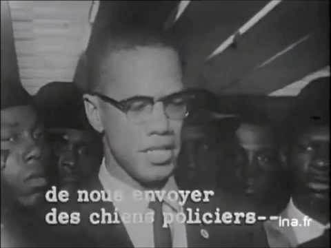 Malcolm X: Best Interview EVER!