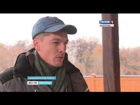 В Волгоградской области все большей популярностью пользуются соломенные дома
