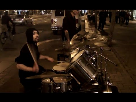 Amazing Drum Performance in San Francisco