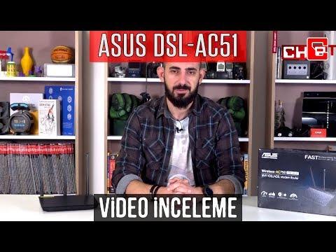 Asus DSL AC51 İncelemesi - Uygun Fiyatlı Modem ve Router