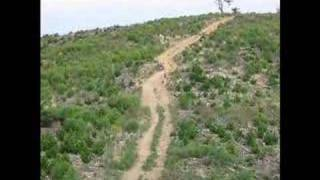 Another Hill Climb - WR 400