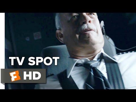 Sully TV SPOT - Mayday (2016) - Tom Hanks Movie