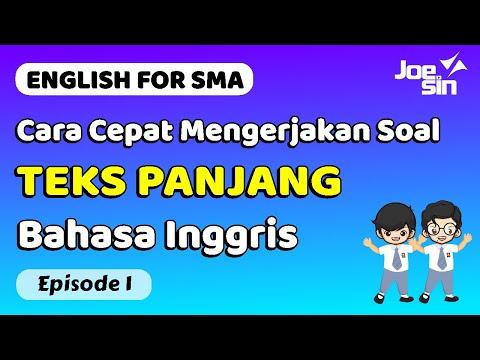 unbk-bahasa-inggris-terbaru:-cara-cepat-mengerjakan-soal-teks-panjang-|-eps.-1