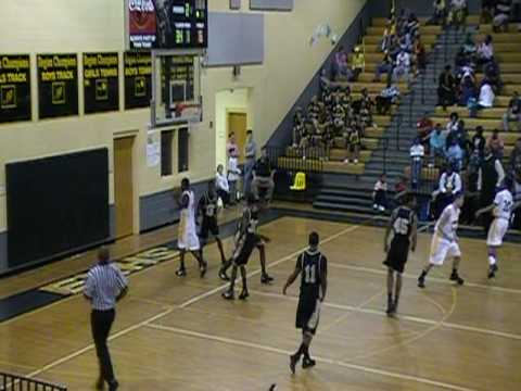Lynquez Blair at East Laurens (Swainsboro Tiger Basketball)