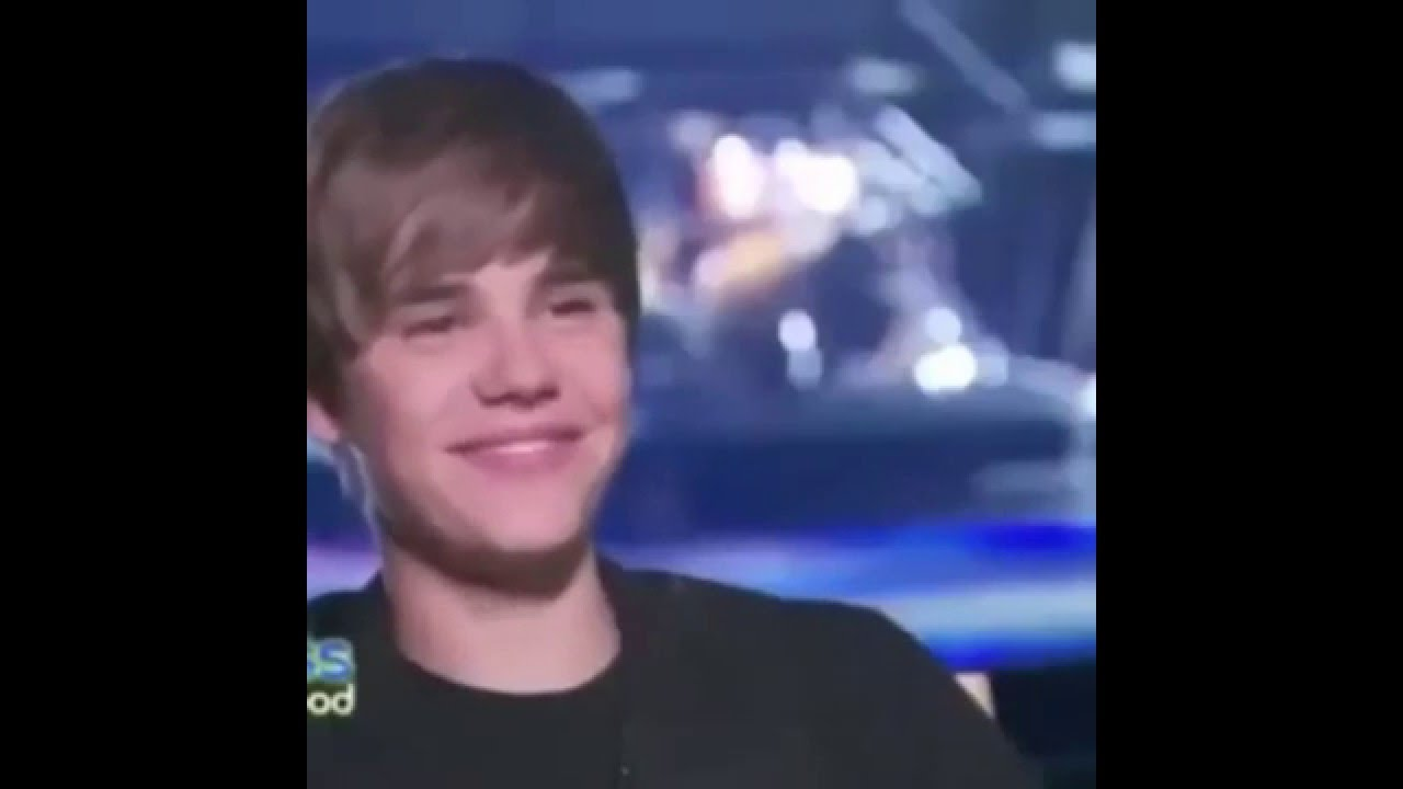 Funny Laugh Justin Bieber Interview