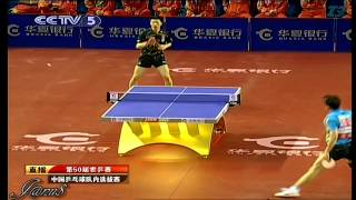 (New!!) 2010 China Trials for WTTTC: MA Long - XU Xin [Full Match|Short Form/720p]