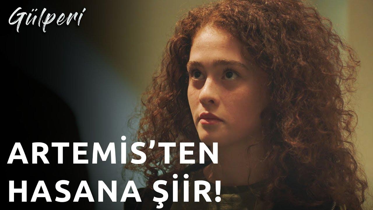 Gülperi | 28.Bölüm - Artemis'ten Hasan'a Şiir!