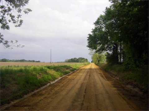 Dirt Road in Georgia by Brent Cobb