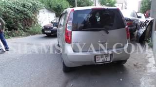 Ավտովթար վրաերթ Երևանում