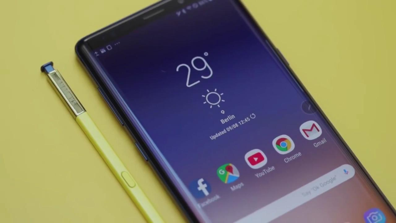 Unboxing E Primeiras Impressões Do Xiaomi Redmi Note 4: ATUALIZAÇÕES ANDROID 9 PIE