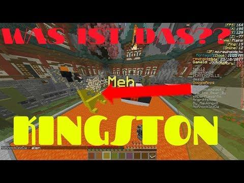 MONTAGSBUILDER MIT KINGSTON|  KINGSTON...WAS IST DAS