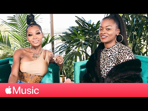 Over It with Summer Walker and Ari Lenox - Teaser  R&B Now  Apple