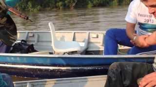 Pescaria Rio Taquari Jau 70 KG