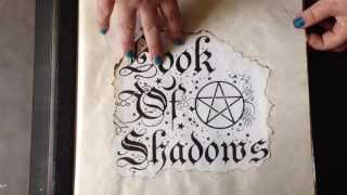 Question about : My Book of Shadows ?